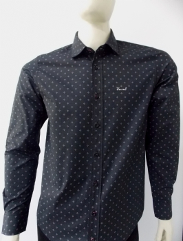 Camisa News Slim Fit ML