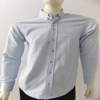 Camisa Ivo Slim Fit ML